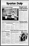 Spartan Daily, November 29, 1988