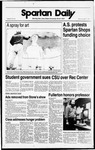 Spartan Daily, December 2, 1988 by San Jose State University, School of Journalism and Mass Communications