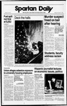 Spartan Daily, December 5, 1988 by San Jose State University, School of Journalism and Mass Communications