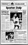 Spartan Daily, December 6, 1988 by San Jose State University, School of Journalism and Mass Communications
