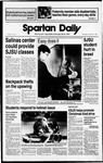 Spartan Daily, December 7, 1988