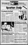 Spartan Daily, January 26, 1989 by San Jose State University, School of Journalism and Mass Communications