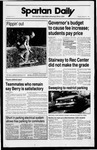 Spartan Daily, January 31, 1989 by San Jose State University, School of Journalism and Mass Communications