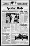 Spartan Daily, February 2, 1989 by San Jose State University, School of Journalism and Mass Communications