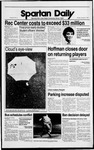 Spartan Daily, February 6, 1989 by San Jose State University, School of Journalism and Mass Communications