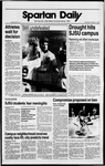 Spartan Daily, February 15, 1989 by San Jose State University, School of Journalism and Mass Communications