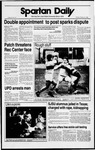 Spartan Daily, February 21, 1989 by San Jose State University, School of Journalism and Mass Communications