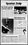 Spartan Daily, February 24, 1989 by San Jose State University, School of Journalism and Mass Communications