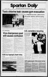 Spartan Daily, February 27, 1989 by San Jose State University, School of Journalism and Mass Communications