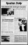 Spartan Daily, February 27, 1989