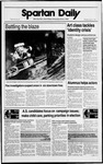 Spartan Daily, March 2, 1989 by San Jose State University, School of Journalism and Mass Communications