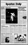 Spartan Daily, March 8, 1989