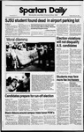 Spartan Daily, March 14, 1989 by San Jose State University, School of Journalism and Mass Communications