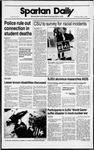 Spartan Daily, March 15, 1989 by San Jose State University, School of Journalism and Mass Communications