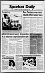 Spartan Daily, March 16, 1989 by San Jose State University, School of Journalism and Mass Communications