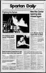 Spartan Daily, March 29, 1989 by San Jose State University, School of Journalism and Mass Communications