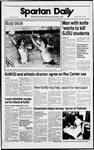 Spartan Daily, March 30, 1989 by San Jose State University, School of Journalism and Mass Communications