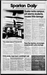 Spartan Daily, April 4, 1989 by San Jose State University, School of Journalism and Mass Communications