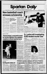 Spartan Daily, April 5, 1989 by San Jose State University, School of Journalism and Mass Communications