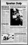 Spartan Daily, April 10, 1989 by San Jose State University, School of Journalism and Mass Communications