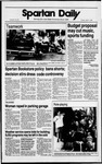 Spartan Daily, April 11, 1989 by San Jose State University, School of Journalism and Mass Communications