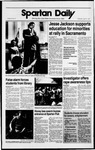Spartan Daily, April 12, 1989 by San Jose State University, School of Journalism and Mass Communications