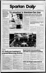 Spartan Daily, April 14, 1989 by San Jose State University, School of Journalism and Mass Communications