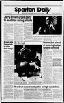 Spartan Daily, April 18, 1989 by San Jose State University, School of Journalism and Mass Communications