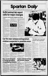 Spartan Daily, April 19, 1989 by San Jose State University, School of Journalism and Mass Communications