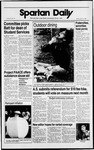 Spartan Daily, April 21, 1989 by San Jose State University, School of Journalism and Mass Communications