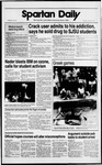 Spartan Daily, April 24, 1989 by San Jose State University, School of Journalism and Mass Communications