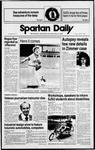 Spartan Daily, April 25, 1989 by San Jose State University, School of Journalism and Mass Communications
