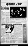 Spartan Daily, April 26, 1989 by San Jose State University, School of Journalism and Mass Communications