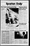 Spartan Daily, April 27, 1989 by San Jose State University, School of Journalism and Mass Communications