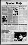 Spartan Daily, May 2, 1989 by San Jose State University, School of Journalism and Mass Communications