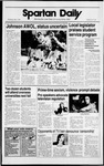 Spartan Daily, May 3, 1989 by San Jose State University, School of Journalism and Mass Communications