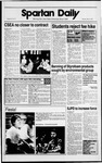 Spartan Daily, May 8, 1989 by San Jose State University, School of Journalism and Mass Communications
