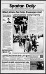 Spartan Daily, May 9, 1989 by San Jose State University, School of Journalism and Mass Communications