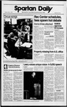 Spartan Daily, May 11, 1989 by San Jose State University, School of Journalism and Mass Communications