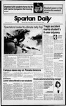 Spartan Daily, May 12, 1989 by San Jose State University, School of Journalism and Mass Communications