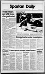 Spartan Daily, May 16, 1989 by San Jose State University, School of Journalism and Mass Communications