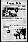 Spartan Daily, August 28, 1989 by San Jose State University, School of Journalism and Mass Communications