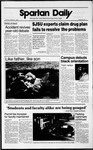 Spartan Daily, September 7, 1989 by San Jose State University, School of Journalism and Mass Communications