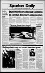 Spartan Daily, September 8, 1989 by San Jose State University, School of Journalism and Mass Communications