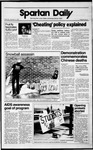 Spartan Daily, September 13, 1989 by San Jose State University, School of Journalism and Mass Communications