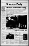 Spartan Daily, September 18, 1989 by San Jose State University, School of Journalism and Mass Communications