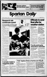 Spartan Daily, September 21, 1989 by San Jose State University, School of Journalism and Mass Communications