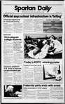 Spartan Daily, September 25, 1989 by San Jose State University, School of Journalism and Mass Communications