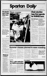 Spartan Daily, September 26, 1989 by San Jose State University, School of Journalism and Mass Communications