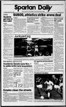 Spartan Daily, September 28, 1989 by San Jose State University, School of Journalism and Mass Communications